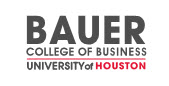 University of Houston-C. T. Bauer College of Business Logo